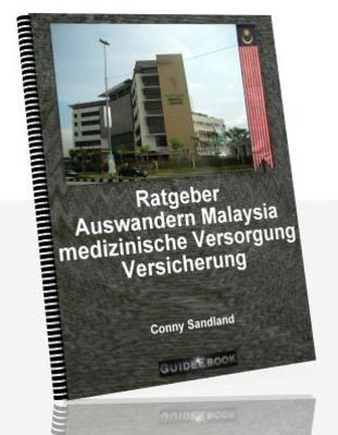 Product picture Ratgeber Auswandern Malaysia - medizinische Versorgung