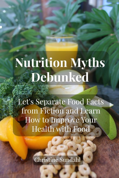 Product picture Nutrition Myth Debunked